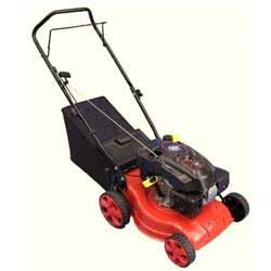 YGLM16PF-DB350, 41cm, Steel Deck, Hand Push, 99cc, Four Wheel Adjustment
