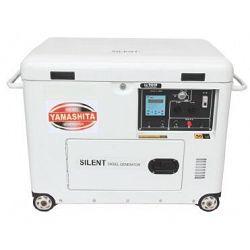 Silent Type Diesel Generator 3.3KW 5.5KW