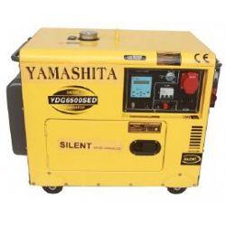 Silent Type Diesel Generator 6.0KW